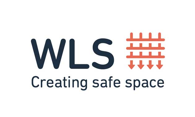 West London security systems company logo.