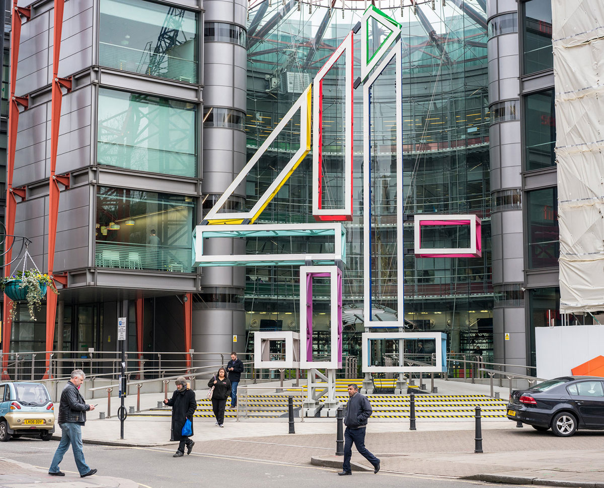 WLS Complete Security System Upgrades For Channel 4 HQ