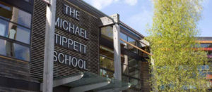 Michael Tippett school safe-guarding security gates