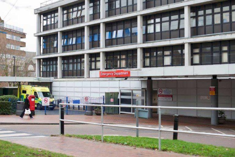 Hospital security systems
