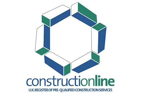 Constructionline pre-qualified construction services.