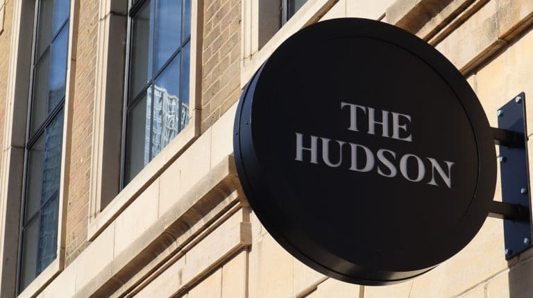 Electronic Security Systems With Access Control At The Hudson, London