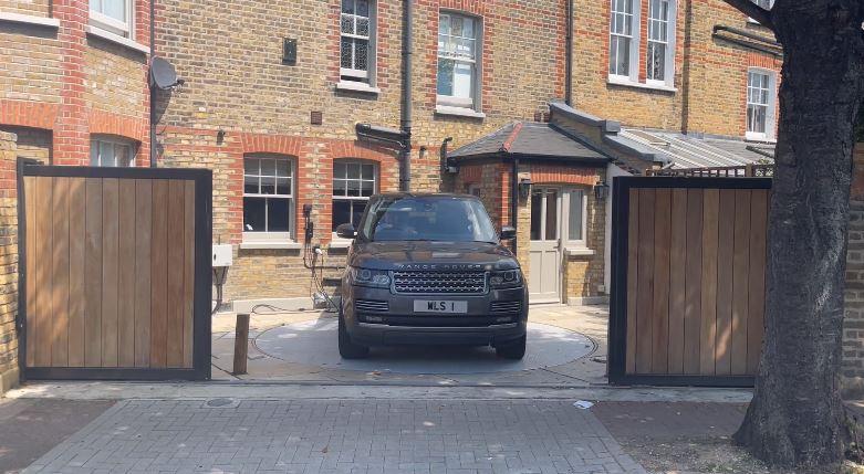 security cameras London