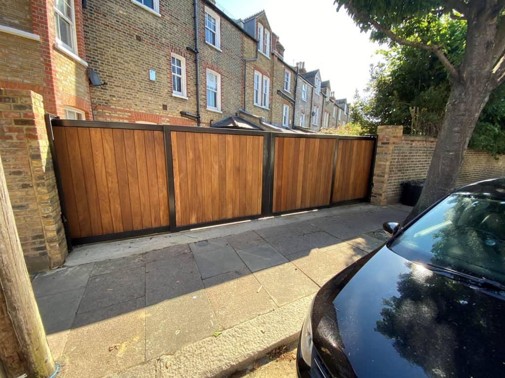 driveway gates London