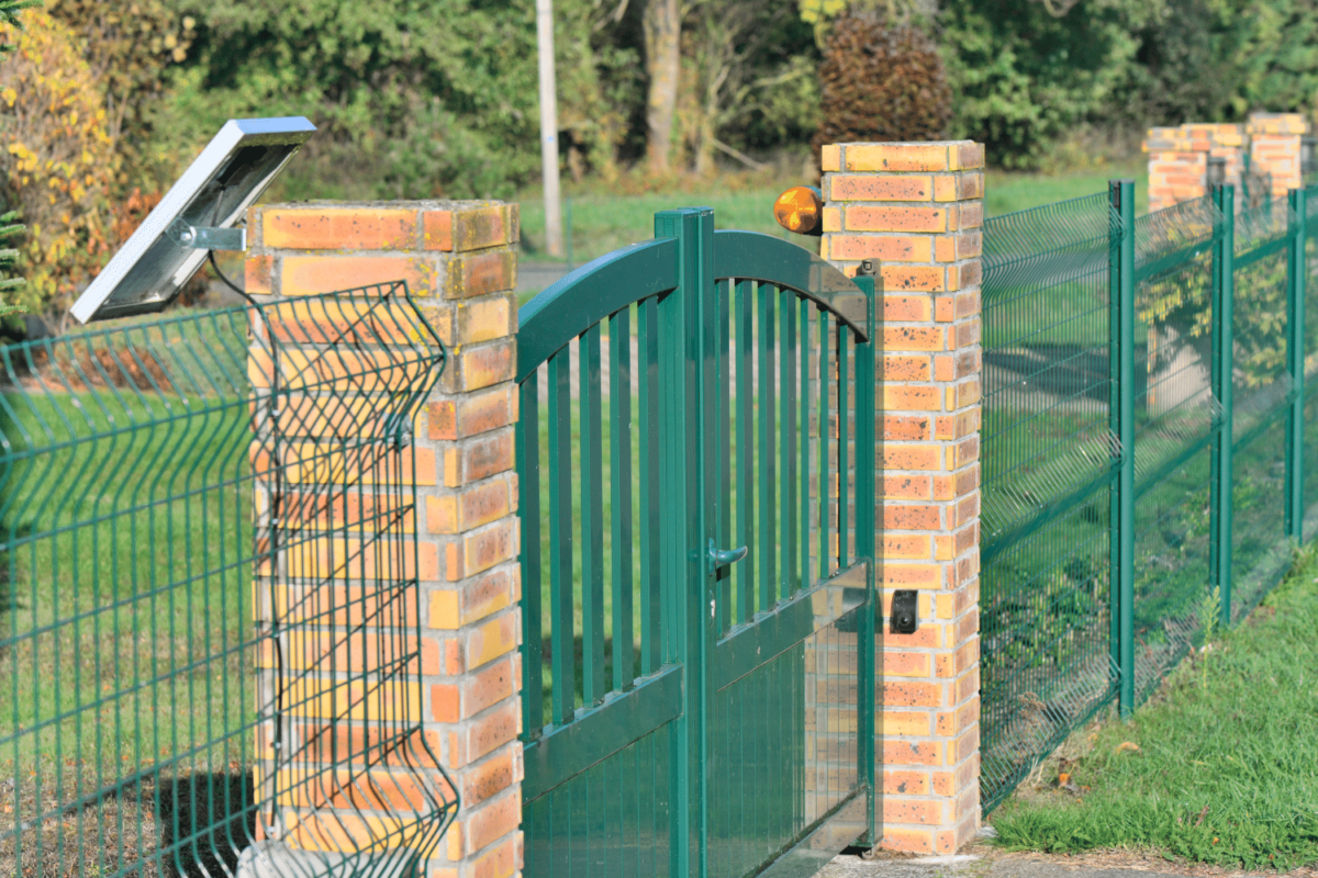 electric gate requirements